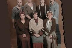 2005 maart - Het gezin van Paemel
