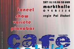 2008 oktober - Cafe nostalgie