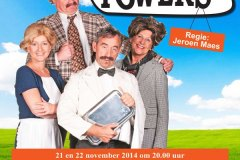 2014 november - Fawlty Towers