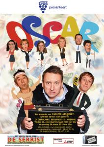 2019 maart - Oscar